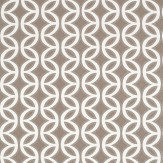 Harlequin Caprice Brown / Cream Fabric - Product code: 130899