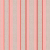 Harlequin Laurier Coral / Beige Fabric