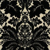 Prestigious Cerata Bronze / Black Wallpaper