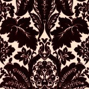 Prestigious Cerata Taupe / Mulberry Wallpaper