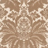 Prestigious Cerata Brown Wallpaper