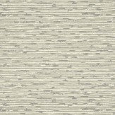 G P & J Baker Grasscloth Silver / Metallic Wallpaper