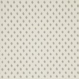 G P & J Baker Blyth Silver Wallpaper - Product code: BW45055/925