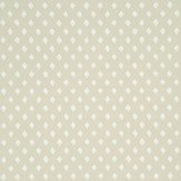 G P & J Baker Blyth Linen / Off White Wallpaper