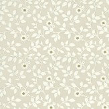 G P & J Baker Flowerdene Linen / Ivory Wallpaper