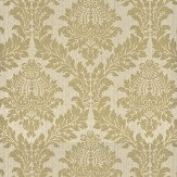 G P & J Baker Lydford Damask Wallpaper