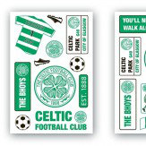 Brewers Celtic FC Wall Stickers