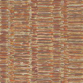 Threads Stratum Orange / Red / Gold Wallpaper - Product code: EW15011/338