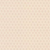 Baker Lifestyle Ryton Rose / Off White Wallpaper - Product code: PW78024/5