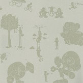 PaperBoy Brave New World Lichen Wallpaper - Product code: BNW/WP/LICHEN