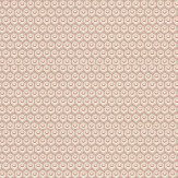 Baker Lifestyle Hawkbury Pink / Taupe Wallpaper