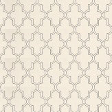 Baker Lifestyle Lullford Off White / Chalk Wallpaper - Product code: PW78025/8