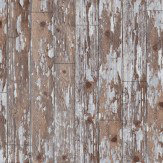 Arthouse Cabin Wood Brown / Grey Wallpaper