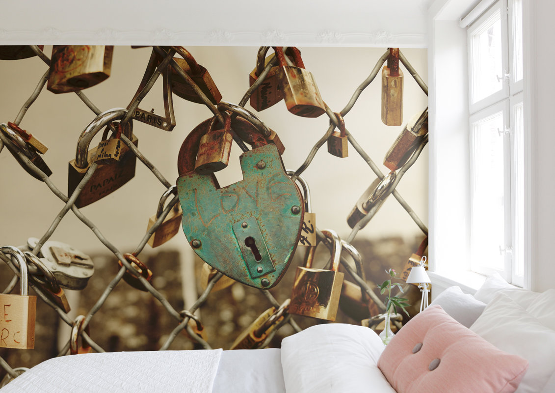 Mr Perswall Love Forever Mural - Product code: E030701-8