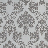 Eijffinger Charm Metallic Gold / Pale Blue Wallpaper - Product code: 331250