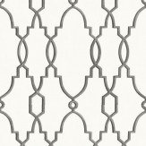 Cole & Son Parterre Charcoal Wallpaper - Product code: 99/2008