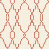 Cole & Son Parterre Red Wallpaper - Product code: 99/2011