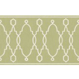 Cole & Son Parterre Border Leaf Green - Product code: 99/3012