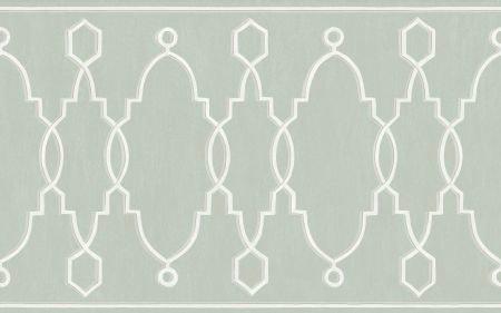 Cole & Son Parterre Border French Grey - Product code: 99/3013