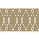 Cole & Son Parterre Border Gold - Product code: 99/3017