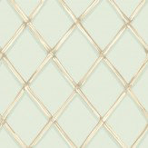 Cole & Son Bagatelle Duck Egg Wallpaper - Product code: 99/5025