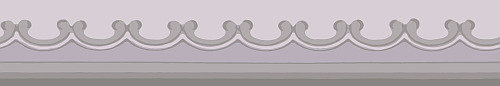 Cole & Son Broderie Border Lavender - Product code: 99/14057