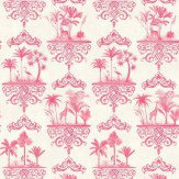Cole & Son Rousseau Rose Pink Wallpaper - Product code: 99/9041
