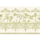 Cole & Son Rousseau Border Old Olive - Product code: 99/10045