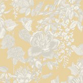 Cole & Son Tivoli Yellow Wallpaper - Product code: 99/7029