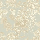 Cole & Son Tivoli Old Olive Wallpaper - Product code: 99/7031