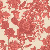Cole & Son Tivoli Red Wallpaper - Product code: 99/7033
