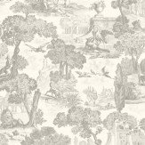 Cole & Son Versailles Charcoal Wallpaper - Product code: 99/15061
