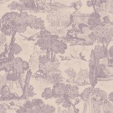 Cole & Son Versailles Mulberry Wallpaper - Product code: 99/15062