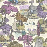 Cole & Son Versailles Grand Multi Wallpaper - Product code: 99/16065