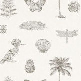 Sanderson Cocos Off White Wallpaper