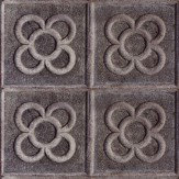 Coordonne Clover Grey / Stone Wallpaper