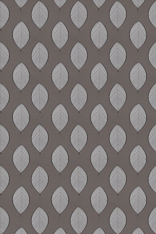 Clarke & Clarke Westbourne  Charcoal Fabric main image