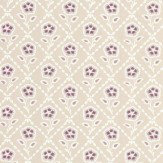 Little Greene Whitehall  Cassis Wallpaper - Product code: 0284WHCASSI