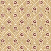 Little Greene Whitehall  Cedar Wallpaper - Product code: 0284WHCEDAR