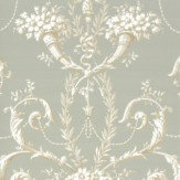 Little Greene Versailles  Monument Wallpaper