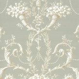 Little Greene Versailles  Monument Wallpaper