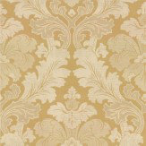 Little Greene Bonaparte  Pure Gold Wallpaper - Product code: 0284BPPUREG