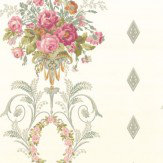 Little Greene Palais  Redowa Wallpaper