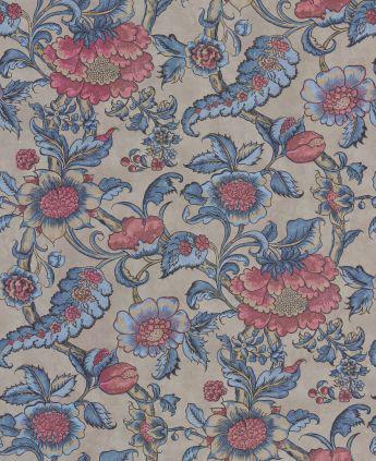 Little Greene Sackville Street  Saphir Wallpaper - Product code: 0284SASAPHI