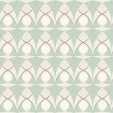 Albany Spotlight  Green Wallpaper - Product code: 264745