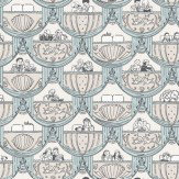 Albany Overture  Blue Wallpaper