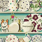 Emma Bridgewater The Dresser Wallpaper