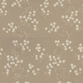 Albany Jasmine Trail Bronze Wallpaper