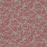 Farrow & Ball Jasmine Berry Red Wallpaper