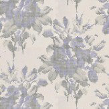 Osborne & Little Pot Pourri Silver / Sapphire / Slate Wallpaper
